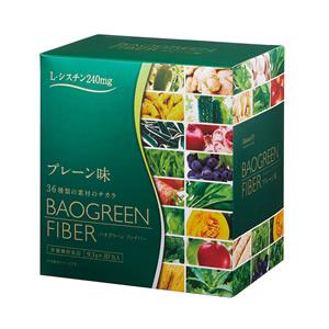 バオグリーン ファイバープレーン味